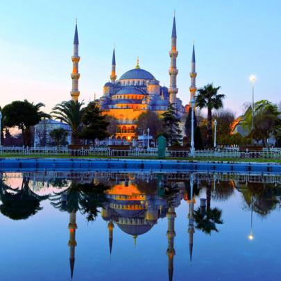 السلطان اسطانبول ..؟؟ istanbul-blue-mosque